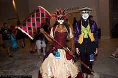 Harley Quinn and Joker | D*Con13 (Sun.)