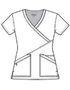 Buy Greys Anatomy Women's Three Pocket Criss Cross Scrub Top for $26.50 Cute Nursing Scrubs, Cute Scrubs, Scrubs Outfit, Scrubs Uniform, Greys Anatomy Uniforms, Scrubs Pattern, Stylish Scrubs, Beauty Uniforms, Medical Scrubs