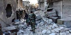 UN raises alarm as civilians flee #Aleppo assault