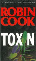 Toxin'. Makes you think again about eating that hamburger!