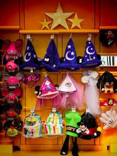 #58 see how many hats you can find and put on. Do not forget to bring home the one you like
