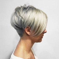 Setze Dir eine Kurzhaarfrisur mit rasierten Seiten auf den Kopf! - Aktuelle Frisuren