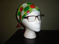 Check out this item in my Etsy shop https://www.etsy.com/listing/475296069/christmas-owls-surgical-scrub-hat