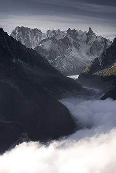 Vallée Blanche #chamonix