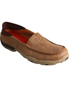 Men's Driving Mocs by Twisted X
