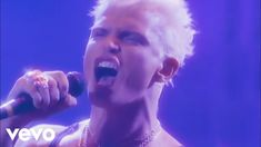 Billy Idol - Mony Mony (Live) (Official Music Video)