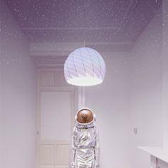 Milkyway Schirm + Leucht-Ring - Dennis Parren