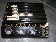 KOSMOS Radio + Elektronik, 1957