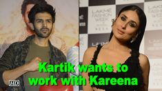 Kartik Aaryan wants to work with Kareena Kapoor Khan , http://bdc-tv.com/video/kartik_aaryan_wants_to_work_with_kareena_kapoor_khan/,  #blackbuckpoachingcase #KareenaKapoorKhan #KartikAaryan #KartikAaryangirlfriend #KartikKareenaMovie #KartikKareenaRampwalk #SaifAliKhaninblackbuckcase #SalmanKhan #SonuKeTituKiSweetyfullmovie