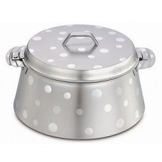 Maxima Decor Hot Pot Litre (Pyramid Shape) - SAMRAT's Maxima Hot Pot has a stainless steel body. The lids are attached easily and securely with the help of uniquely designed locking system. Appliance Sale, Vegetable Curry, Kitchen Utensils, Kitchen Appliances, Hot Pot, Stainless Steel Kitchen, Dinnerware Sets, Kitchenware, The Help