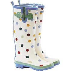 Wellies Boot 36 t/m maat 41 Polka Dots