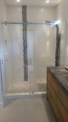 Frameless Shower Door Installation in Atlanta