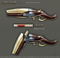 Image result for numenera weapons