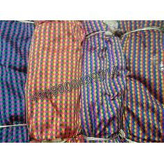 Allower fabrics used in making fancy blouses...laces...pallu...borders bags,etc, multi purpose uses