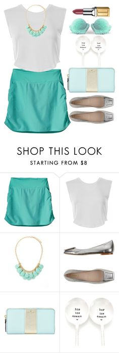 """""""Ice Cream"""" by grozdana-v ❤ liked on Polyvore featuring Patagonia, Forever 21, Bagatt, Kate Spade, Elizabeth Arden, women's clothing, women, female, woman and misses"""