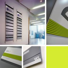 hb modular sign system for internal use