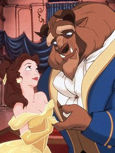 beauty And The Beast animated - The 55 Most Romantic Movies Guaranteed to Put You In the Mood Arte Disney, Disney Magic, Disney Art, Romantic Movies, Most Romantic, Erza Et Jellal, Comic Collage, Beauty And The Beast Movie, Beauty And The Beast Wallpaper