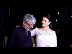 Aishwarya Rai at Sanjay Leela Bhansali's National Award winning party 2016.