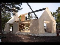 KL-trä, lätt att bygga...