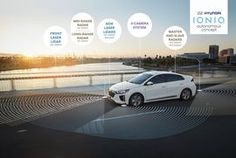 Hyundai's next Ioniq is a fully autonomous concept     - Roadshow  Enlarge Image  Theres a whole lot going on in this picture so make sure to enlarge it to get a better look at all the systems working together on this concept. Photo by                                            Hyundai                                          AutoMobility LA the name for the LA Auto Shows press days is all about the future of transportation. What better place than here for Hyundai to debut its autonomous…
