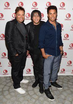 T.J . Taj & Taryll Jackson Launch Event for Lifetime Network's 'The Jacksons: Next Generation'