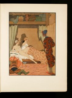 Les Liaisons Dangereuses | George Barbier, Choderlos De Laclos | 1st Edition | Manhattan Rare Book Company