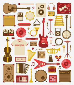 Musical Icons!