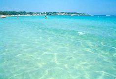 Fontane Bianche - my most favorite beach in the world! I LOVE this beach. My favorite of all Sicily