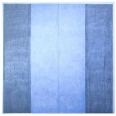 """After Agnes Martin """"Untitled #1 from Recent Paintings,"""" 2003, Offset Lithograph 1"""