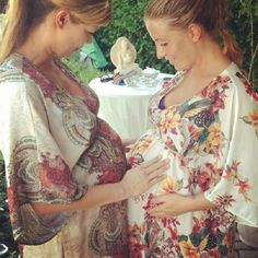 Charlotte Würdig zeigt Babybauch - glam moms