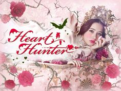 "MAJOLICA MAJORCA 2014 Autumn & WInter ""Heart Hunter"" Main Visual / マジョリカ マジョルカ 2014年 秋冬  ""Heart Hunter"" メインビジュアル"