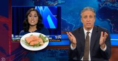 Jon Stewart Slays The Food Stamp Fraud Dragon In One Hilarious Clip