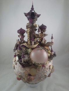 Fantasy atelier droomkasteel