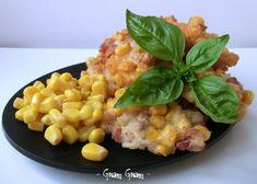 Frittelle di mais e pancetta   Ricetta antipasto veloce #antipasto #pastoveloce #ciboitaliano