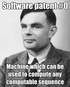 Alan Turing - and fellow Manchester Alumni