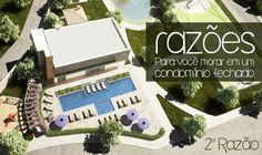 2ª Razão - Bem-estar    Viver em um dos condomínios Paysage é como fazer parte de um mundo muito particular.  Tudo é feito para que cada morador possa usufruir o que a vida tem de melhor.    Vendas ou dúvidas aqui http://on.fb.me/Sws5Mf
