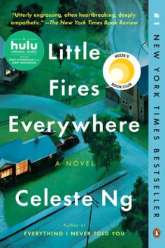 Little Fires Everywhere: A Novel book pdf free read online here in PDF. Read online and Little Fires Everywhere: A Novel book (Paperback) with clear copy PDF ePUB KINDLE format. Book Club Books, Good Books, Books To Read, My Books, Book Clubs, Book Nerd, Teenage Love, Fire Book, The Daily Beast