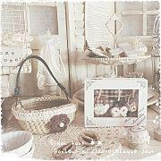minne/*お花のコースター*/かぎ針編み/編み物/鍵あみ小物雑貨/インテリア小物…などに関連する他の写真