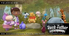 Doc McStuffins and Winnie the Pooh Team-up in Epic Crossover Episode! via @therockfather
