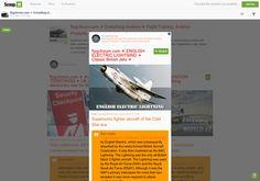 flygcforum.com ✈ ENGLISH ELECTRIC LIGHTNING ✈ Classic British Jets ✈