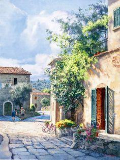 Lost in Chianti by June Carey $995
