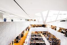 Uma Workspace Esplanadi Helsinki / Alvar Aalto