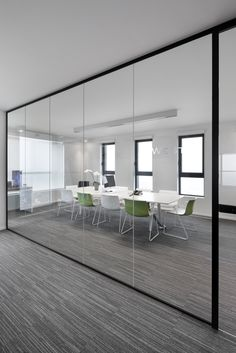 modern interior design Corporate office design, especially executives office needs careful planning and attention to detail. Executives require a space which Corporate Office Design, Office Space Design, Modern Office Design, Corporate Interiors, Office Interior Design, Office Interiors, Office Designs, Interior Modern, Modern Offices