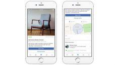 Facebook cria mercado de compra e venda de produtos na rede