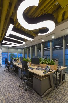 EY Offices - Warsaw - Office Snapshots