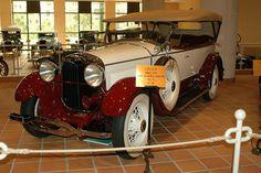 1928 Lincoln Phaeton V-8