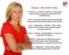 """Disgusting, """"religion"""" should be ashamed of itself.  Instead, it keeps tracing this garbage."""