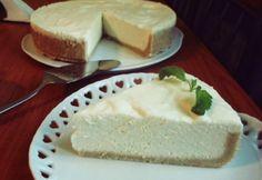 Citromos sajttorta Nagymama receptjei-től Holiday Dinner, Nutella, Yogurt, Cheesecake, Milk, Pudding, Snacks, Cookies, Cream
