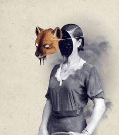 Surreal Collage Works by Julia Geiser – Fubiz™