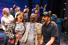 Canadian musical Come From Away will be making several stops across the country as part of its North American tour beginning next year.The award-winning show will play to audiences in Vancouver, Calgary, Edmonton and Ottawa during Broadway Across. Royal Alexandra Theatre, Come From Away, Helen Hayes, Theater Tickets, Tim Beta, The Great White, American Tours, Dear Evan Hansen, Musical Theatre